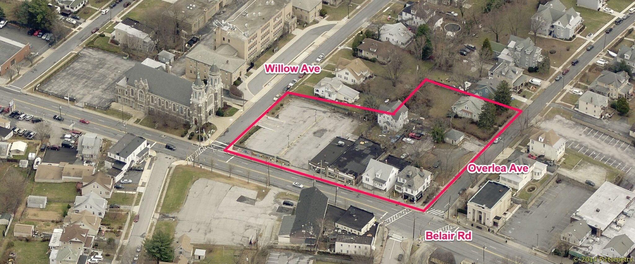 6901-6913 Belair Rd:  Land Lease or Build-to-Suit