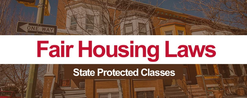 Fair Housing Laws in Maryland