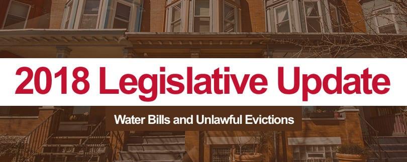 2018 Legislative Update