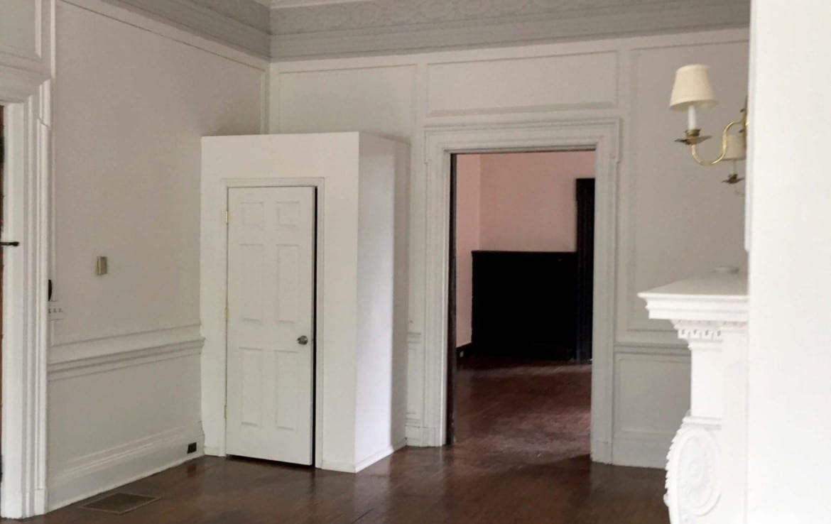 middle room