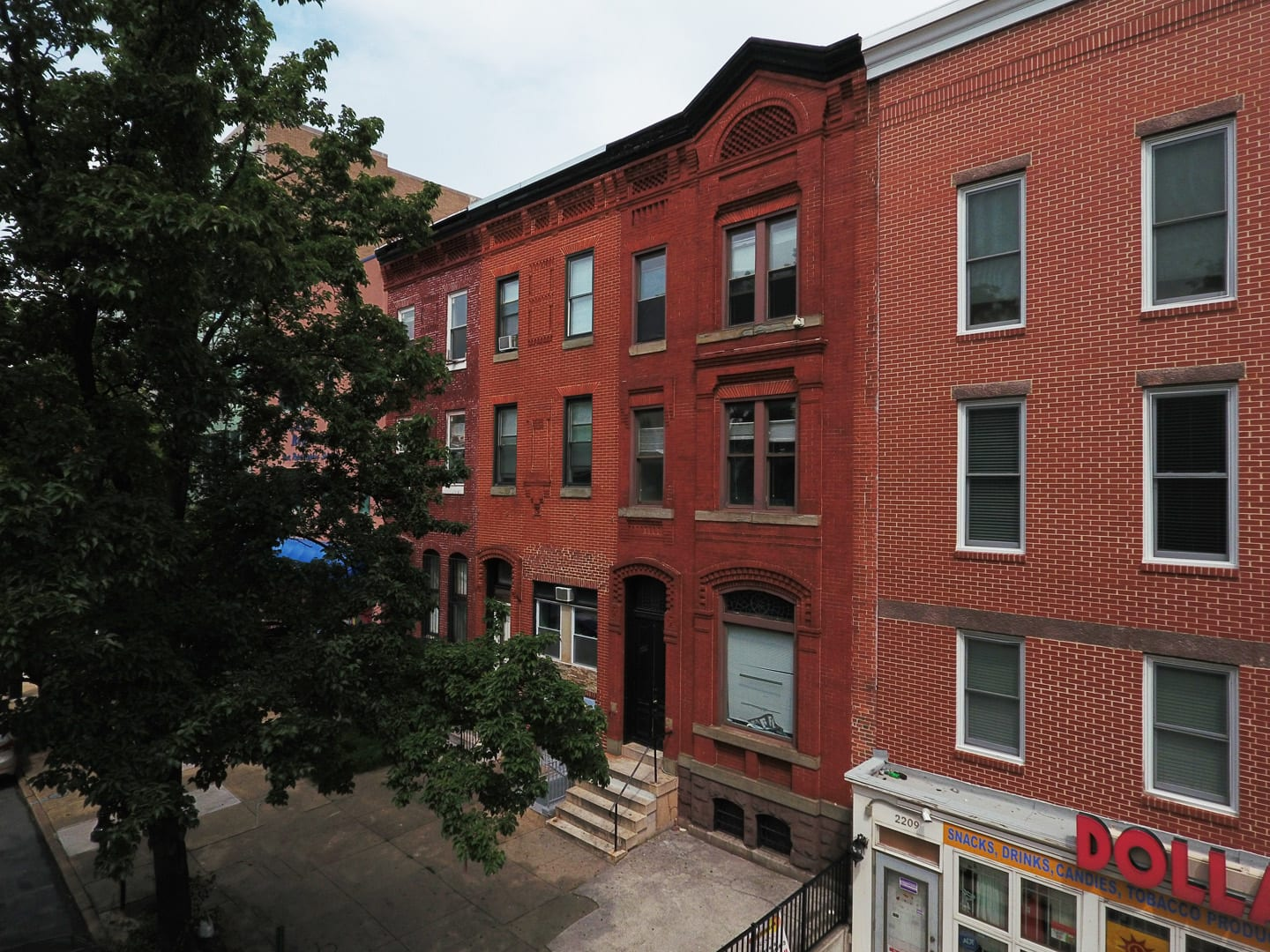 2211 N. Charles: 3 Apartments In Old Goucher