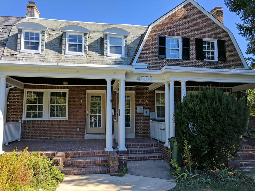 4201 Roland Avenue ~ Newly Renovated 2 Bedroom with In-Unit Washer/Dryer