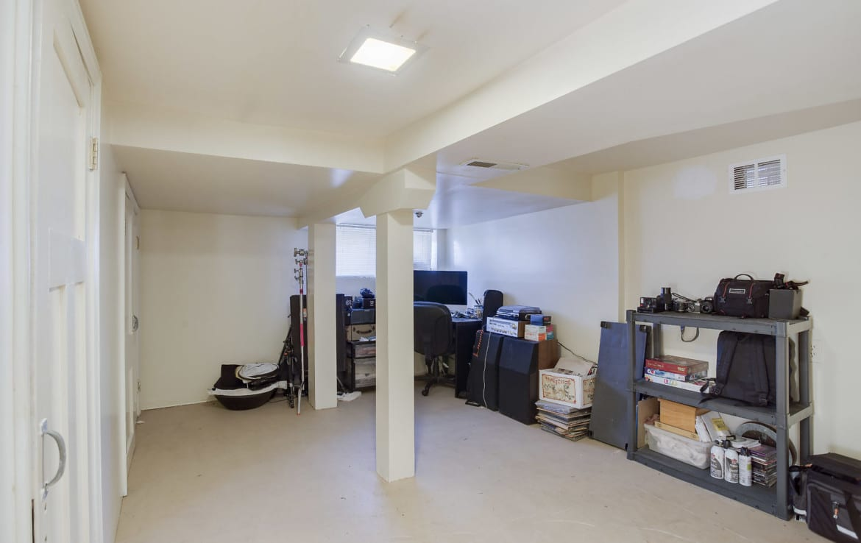 basement living