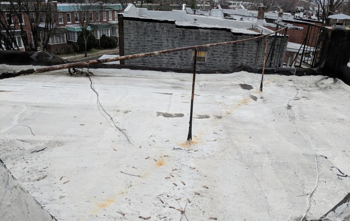 baltimore roof