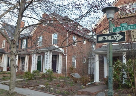 3433 Guilford Terrace ~ 1 Bedroom, Bright and Quiet