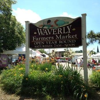 waverly market