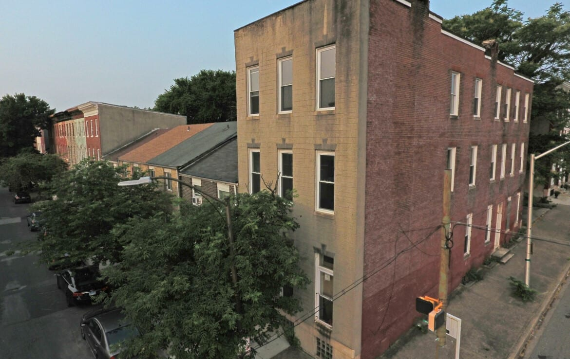 326 N Carey St: Newly Renovated 3 Units