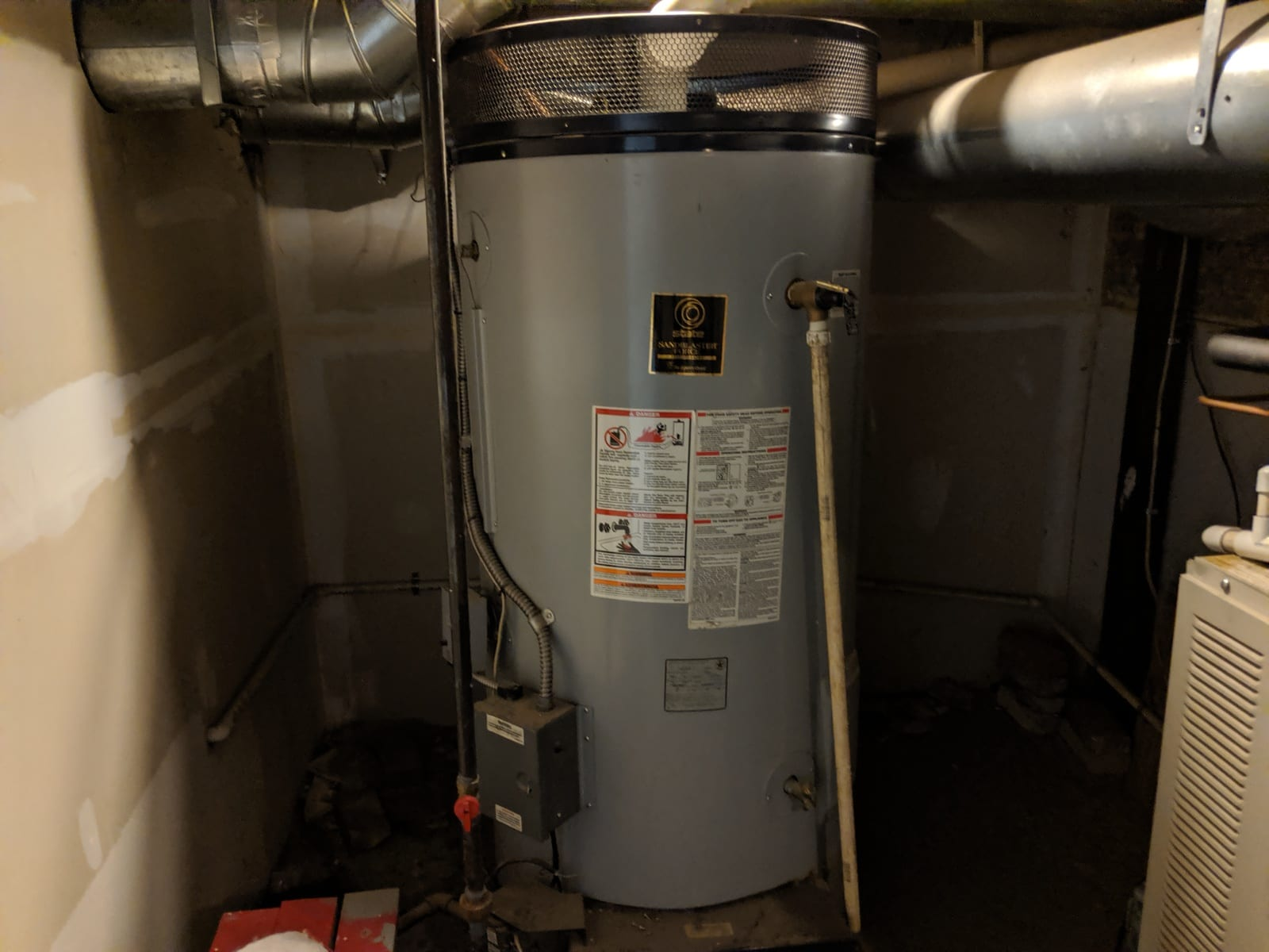 85 Water Heater