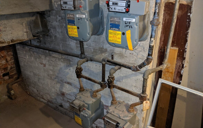 paca gas meters