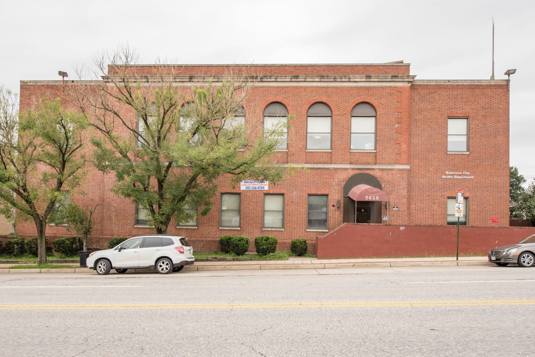 5610 Harford Rd: 15,000 sq. ft. office building, 10.17% cap rate