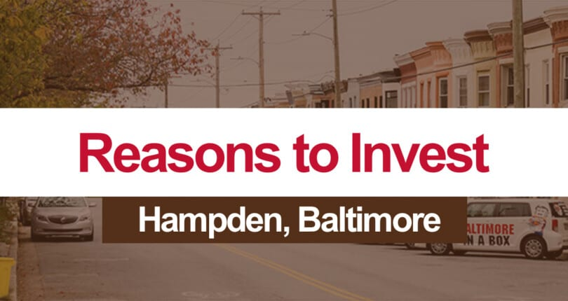 Reasons to Invest in Hampden