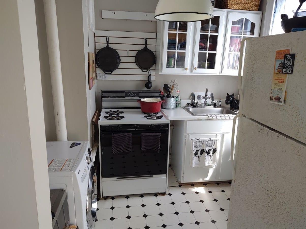 Unit 2 kitchen