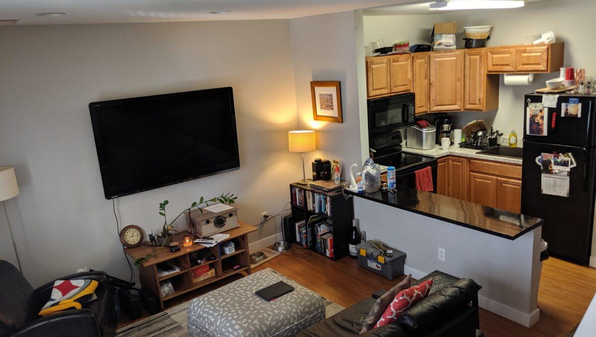 23 living area