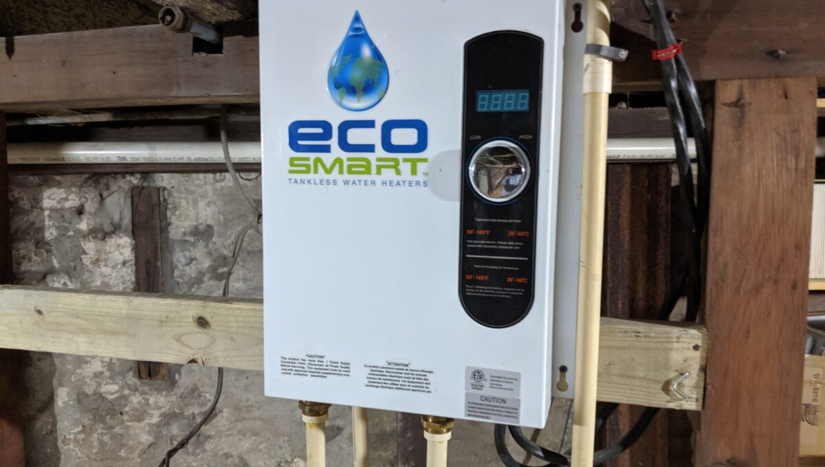 43 tankless water heater