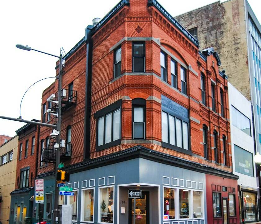 101 W Lexington 124 N Liberty 3 Stores 5 Renovated Apartments Ben Frederick Realty