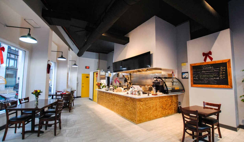 12 Corner Restaurant