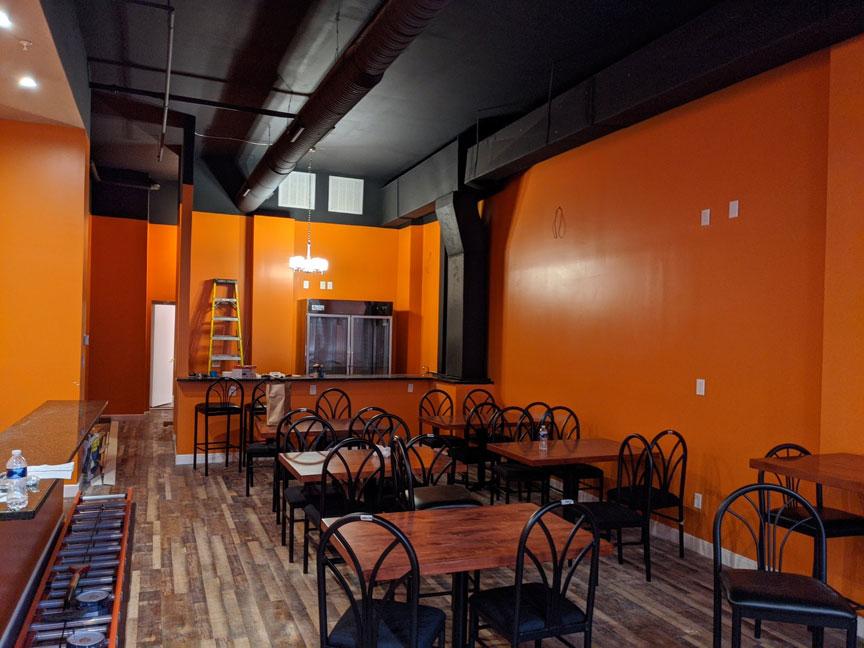 21 Store Interior