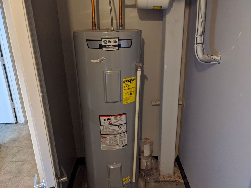 29 Water Heater