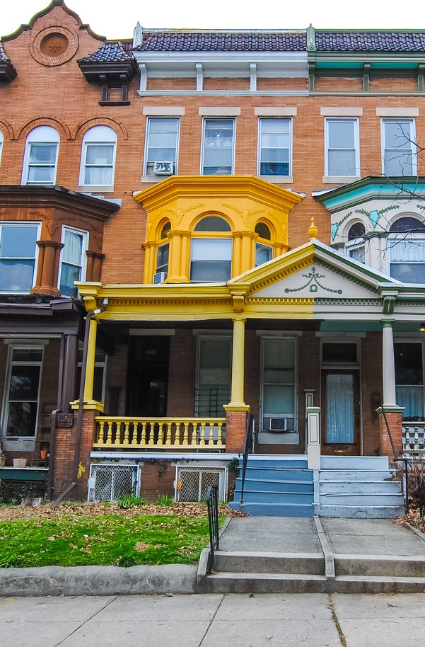 2804 Calvert St: 5 Apts with Cash Flow Today and Value-Add Opportunity Tomorrow!