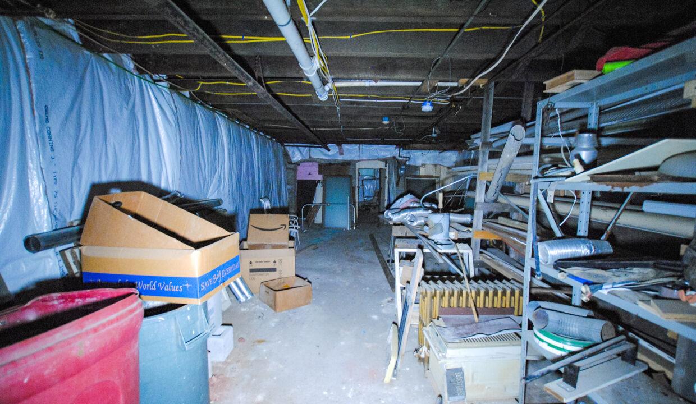 84 basement