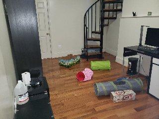 871 15 1st flr spiral stair