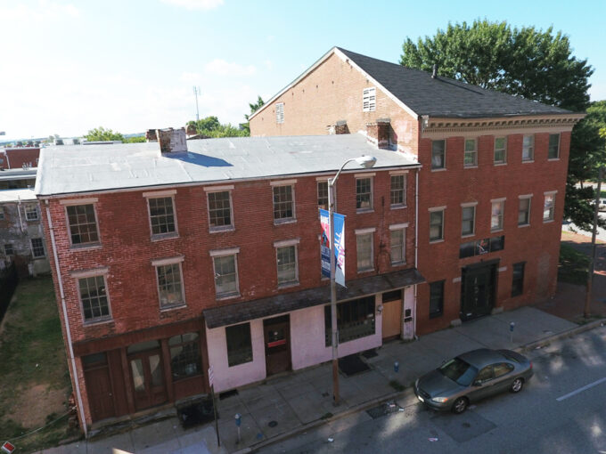 Front Street Aerial 1