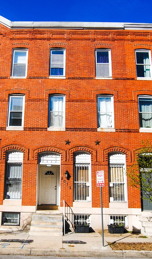 2012 North Calvert Street: 4 Apartments in Charles North with a 15.8% Cash-On-Cash Return!