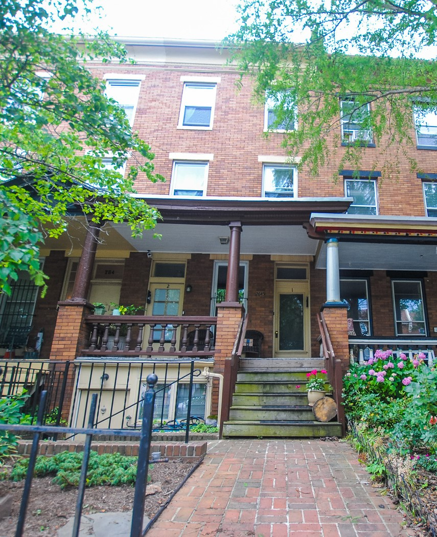 2645 North Calvert St: 3 Apartments in Charles Village, Renovated 2014!