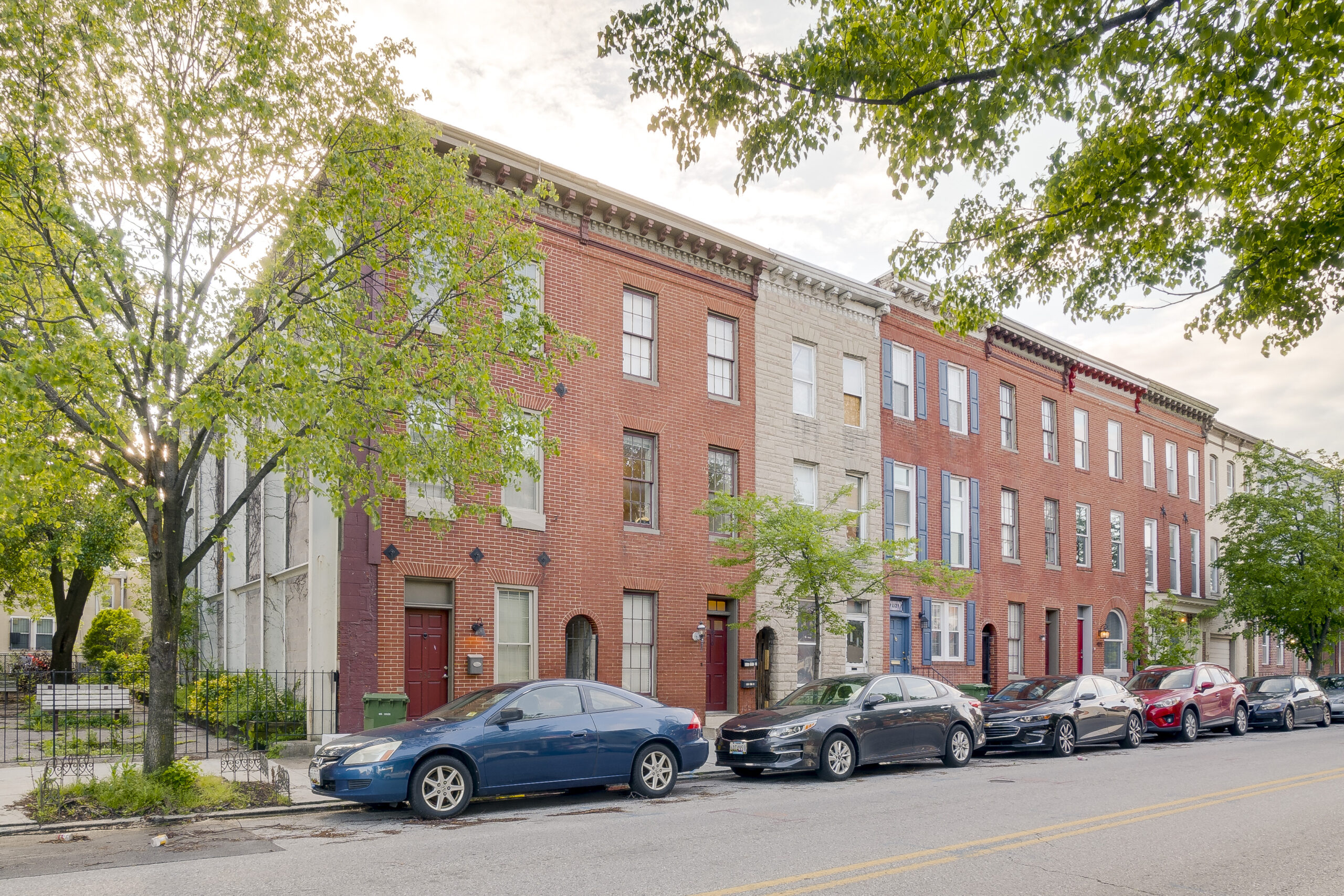 932 S Hanover:  3 Bedroom-3 Bath Rental in Federal Hill