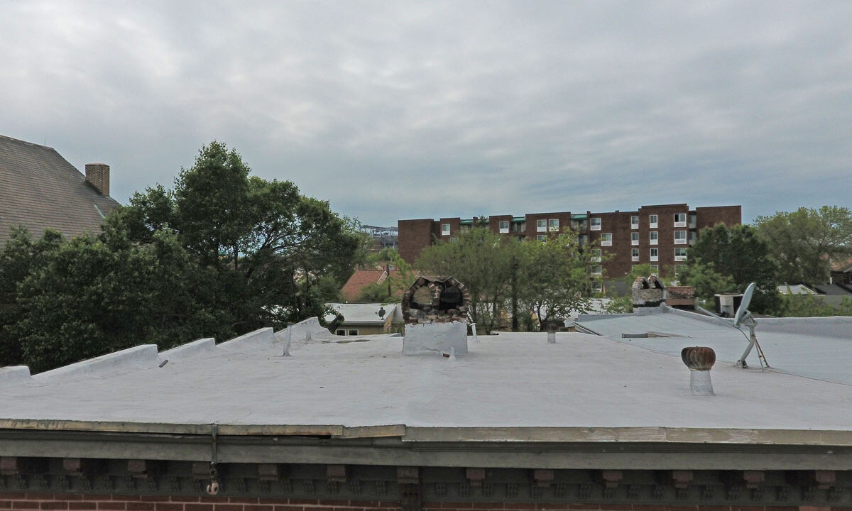 190 Roof 930 932 S Hanover