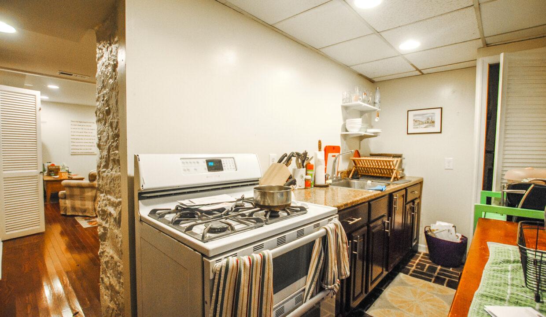 35 apt bsmt kitchen