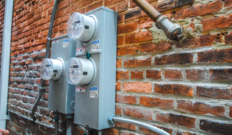 70 electric meters