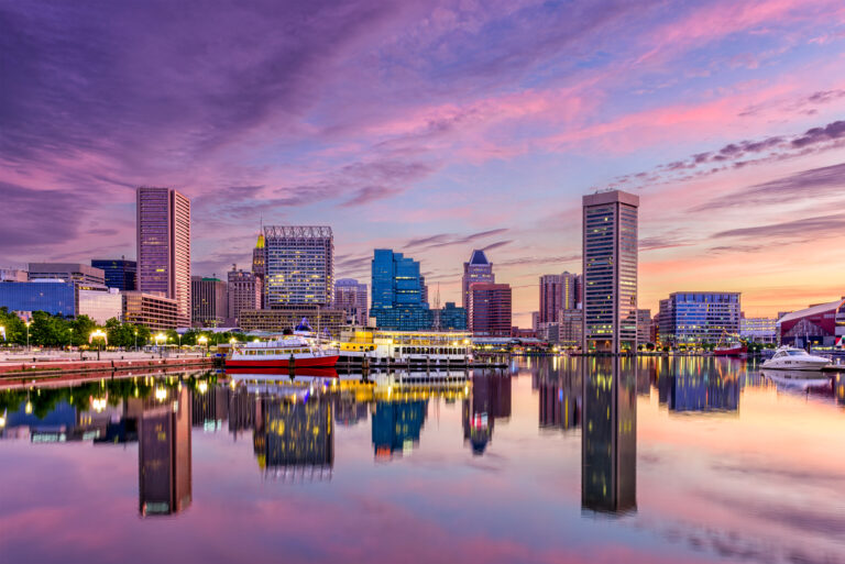 Is baltimore real estate a good investment?