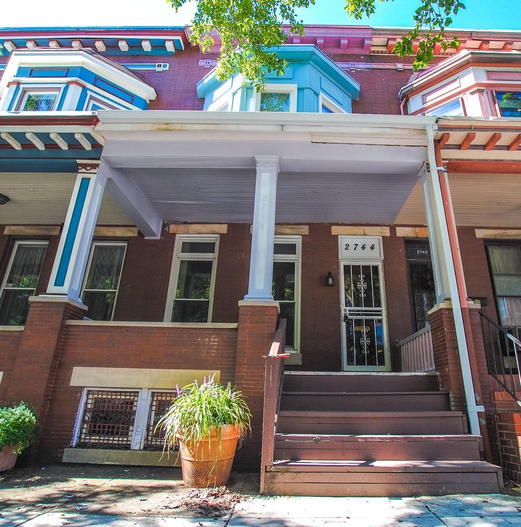 2744 Maryland Ave: 2 Apartments just 3 blocks from Johns Hopkins University!