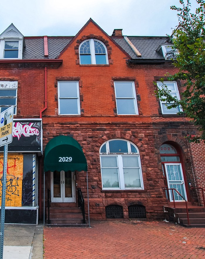 2029 Maryland Ave: 3,750 Sq. Ft. Development Opportunity in Charles North!