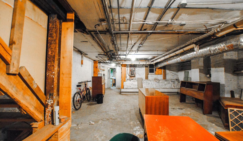 72 basement