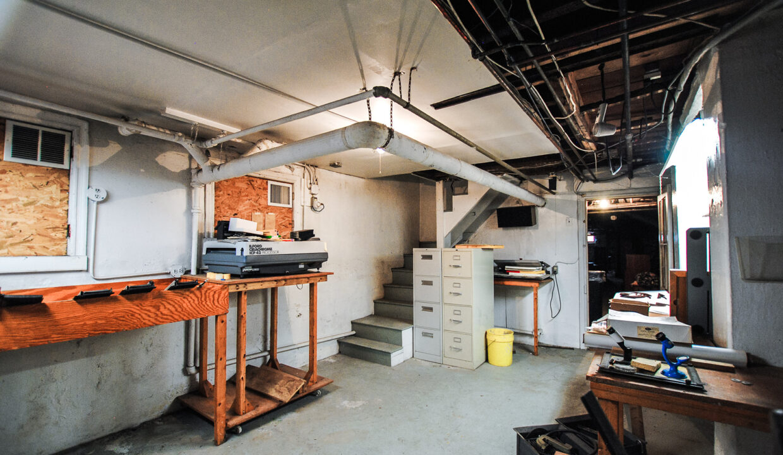 73 basement
