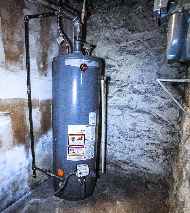 81 water heater