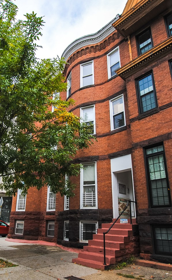 2645 N Charles St: 3 Apartments, Totally Rehabbed in 1992