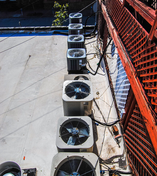 89 Air conditioners