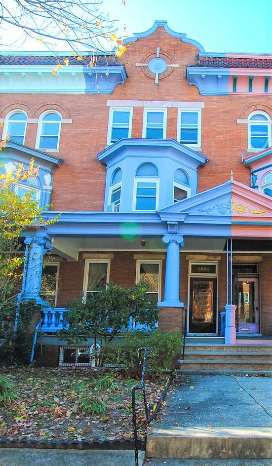 2820 Saint Paul Street: 3 Apartments in Charles Village