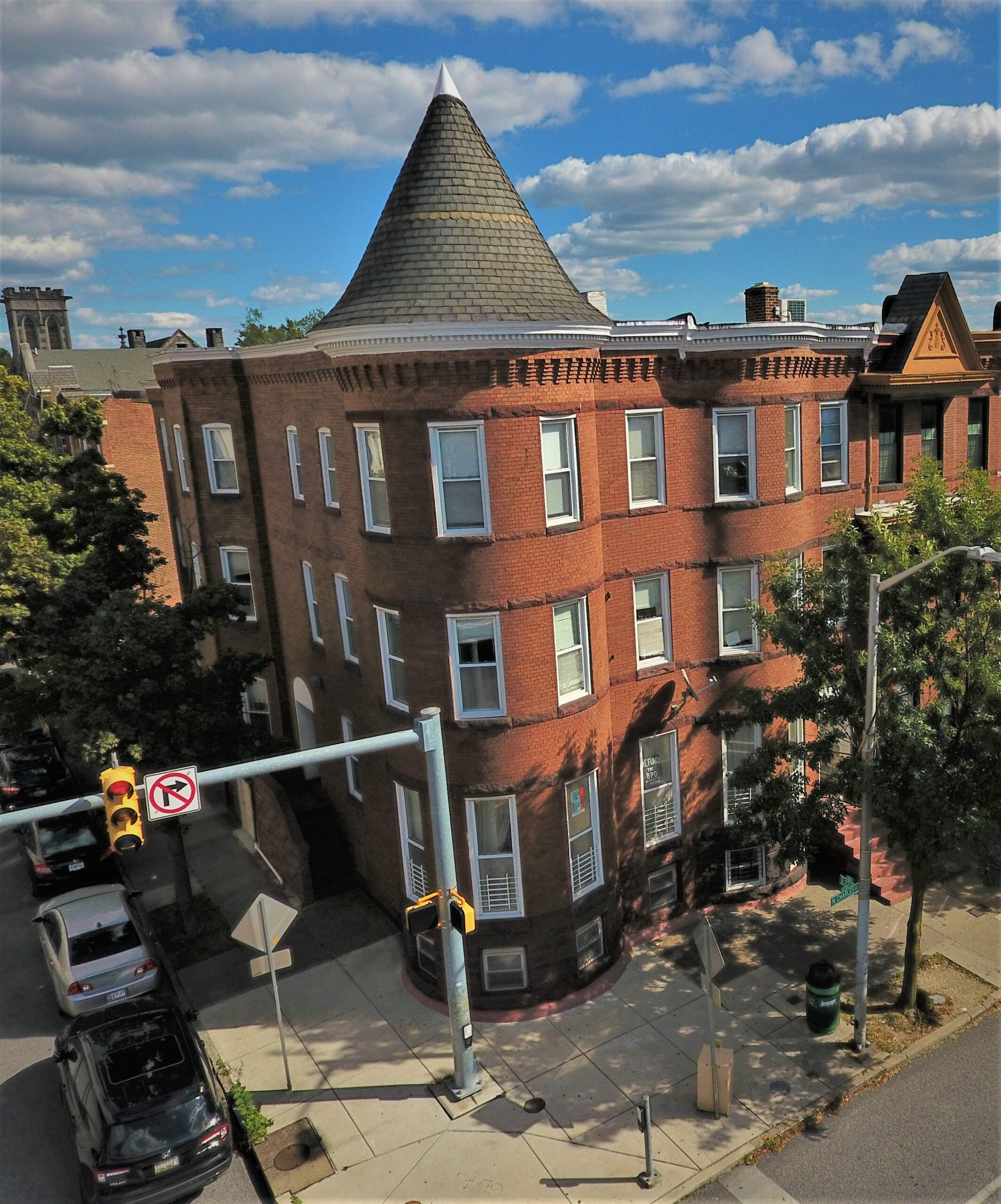 2645-2647 N Charles St: 7 Apartments, Rehabbed in 1992