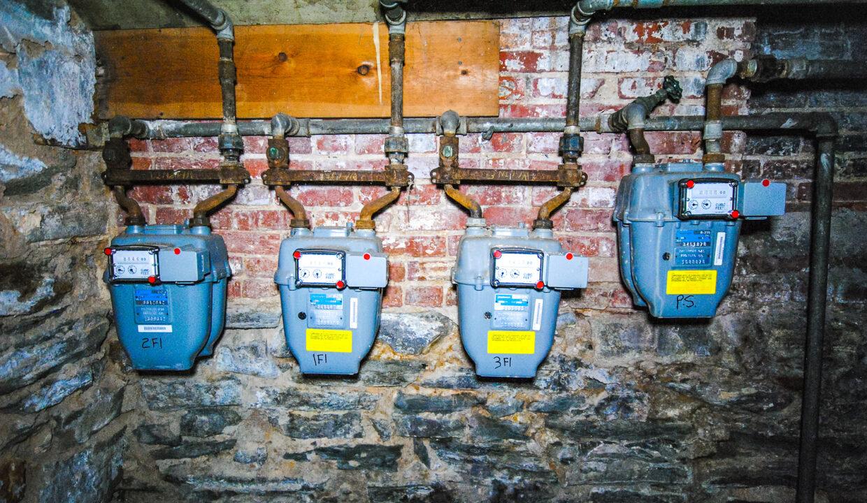 81 Gas Meters