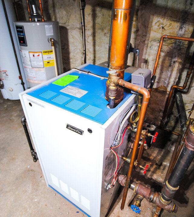 83 boiler