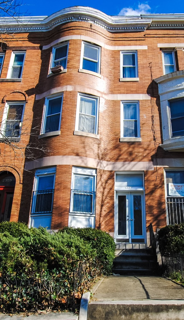 2907 Saint Paul St: 4 Apartments on a Premium Block in Charles Village!