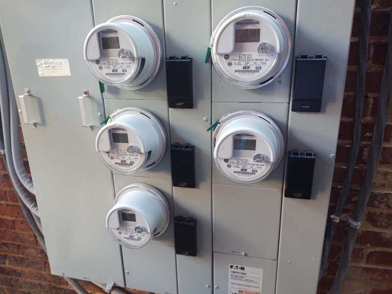 81 Electric Meters