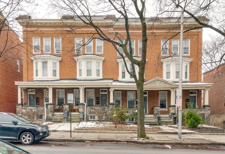 3110 – 3116 N Calvert St: 17 Apartments in Charles Village!