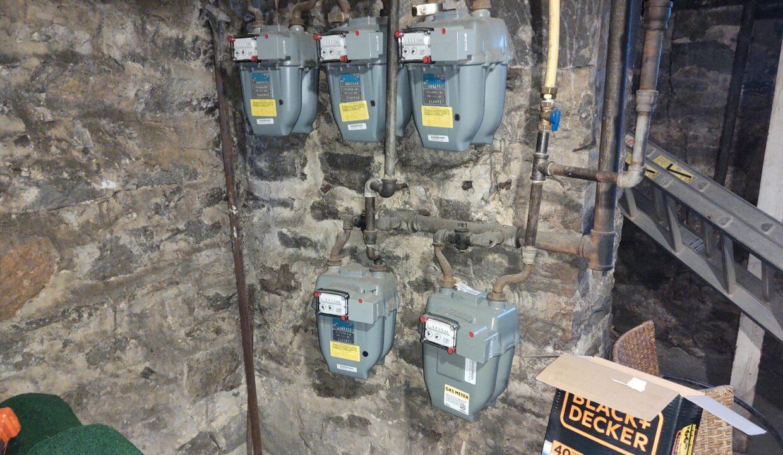 95 3110 gas meters scaled