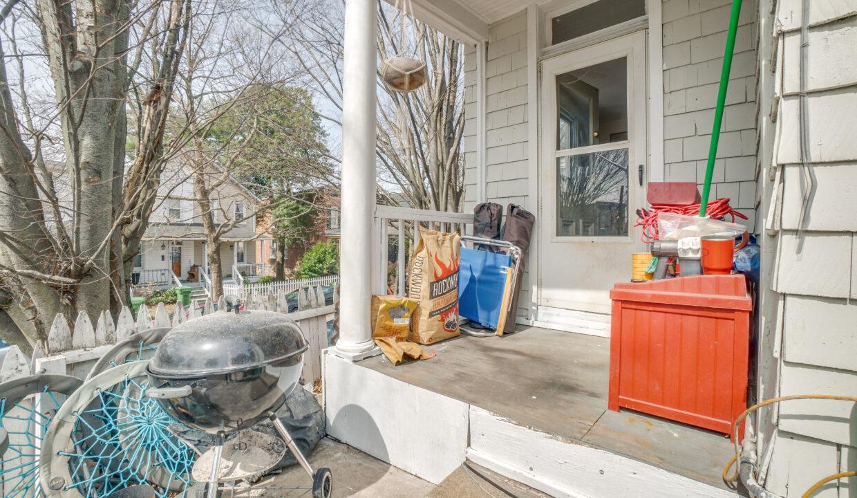 08 Rear Porch