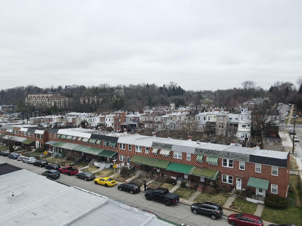 101 Row Homes